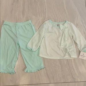Carter's PJ set